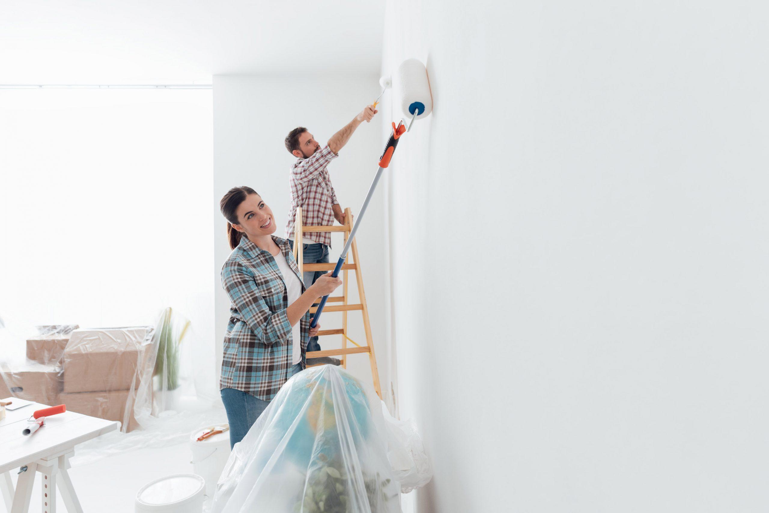 10 règles pour réussir la peinture de son logement