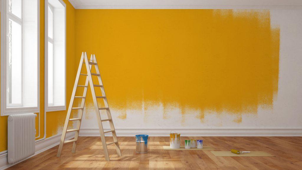 7 astuces pour choisir la peinture de son salon